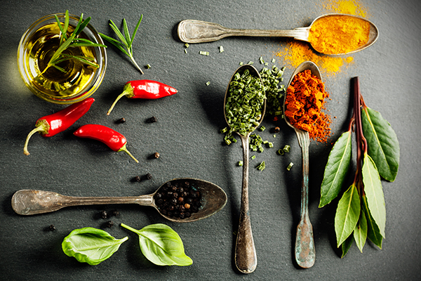 How Do Spices And Herbs Spark Up Your Daily Food?