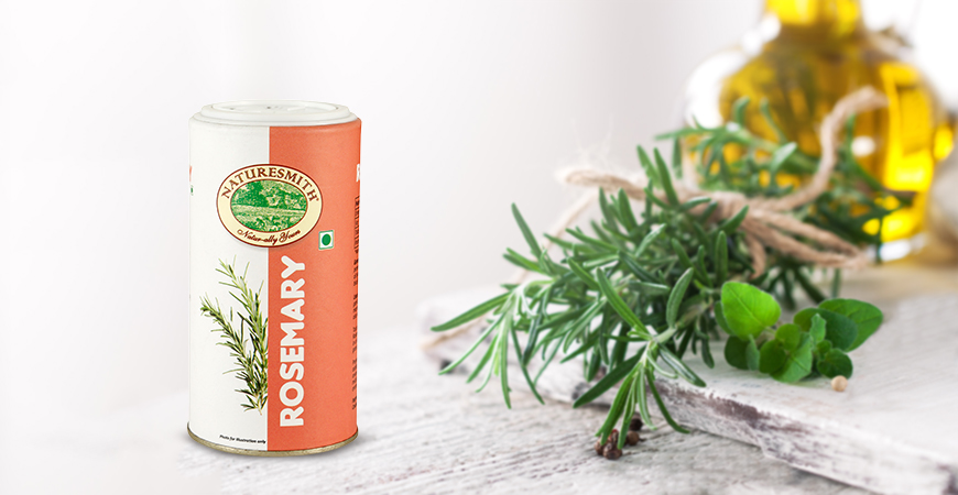Take Care of Your Health with Amazing Rosemary Herb