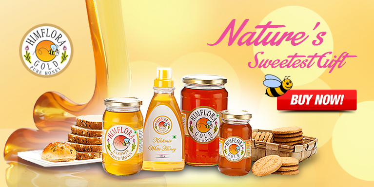 himflora gold pure honey