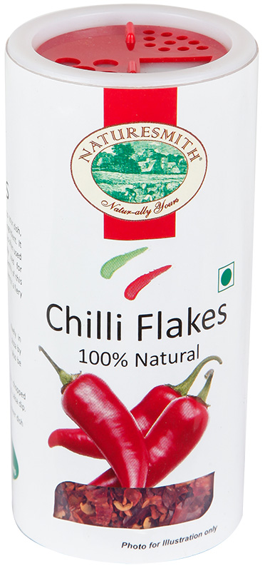 Chili Flakes, 40gm Small Sprinkler Can
