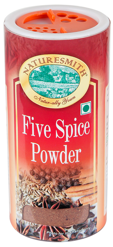 Five Spice, 50gm Small Sprinkler Can