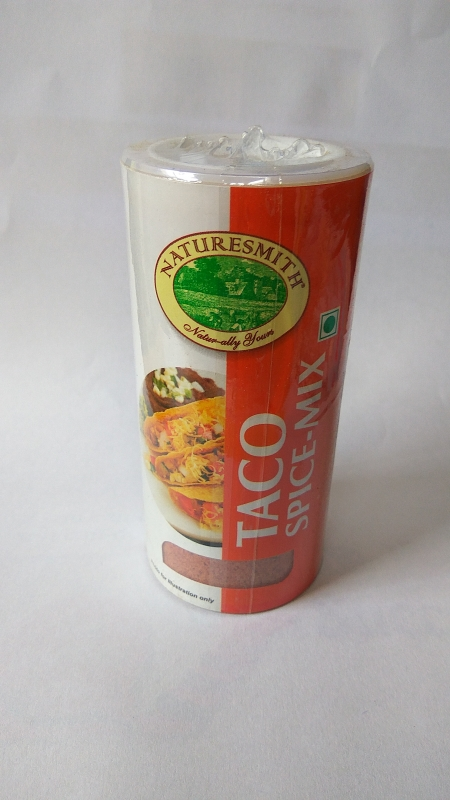 Taco Spice Mix, 50gm Small Sprinkler Can
