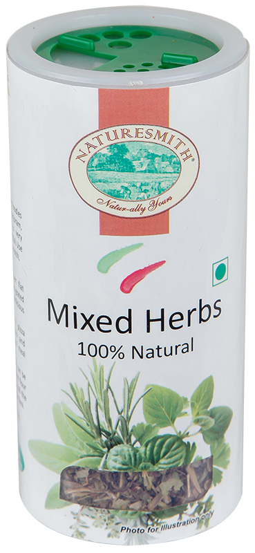 Mixed Herbs, 25gm Small Sprinkler Can