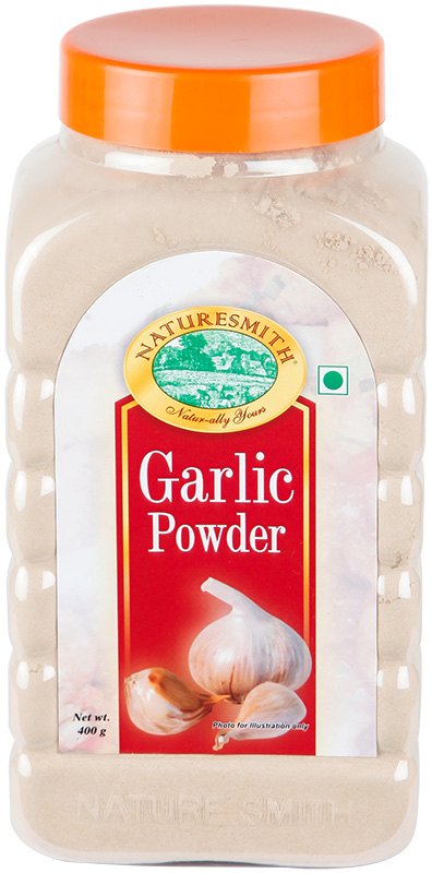 Garlic Powder, 400gm Food Service Jar