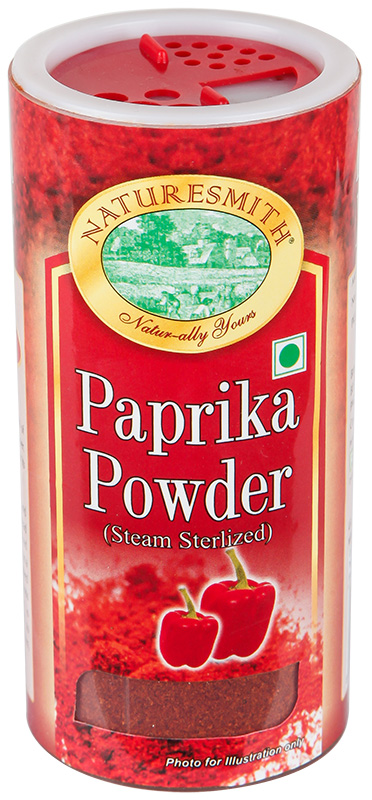 Paprika Powder, 60gm Small Sprinkler Can