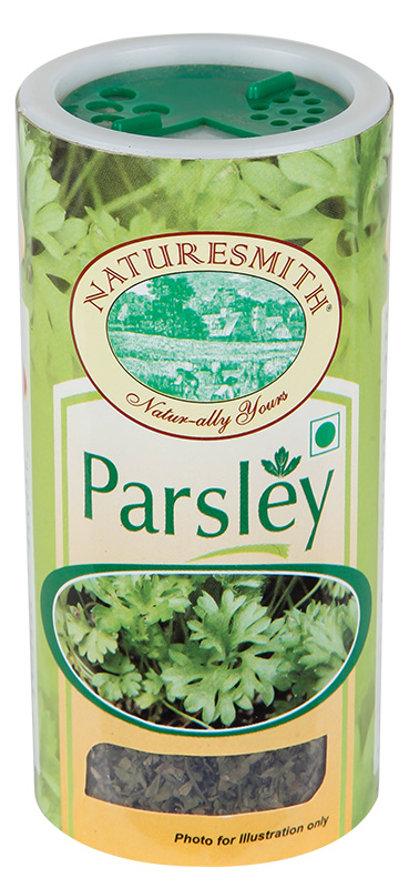 Parsley, 15gm Small Sprinkler Can