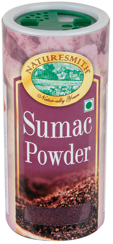 Sumac Powder, 50gm Small Sprinkler Can