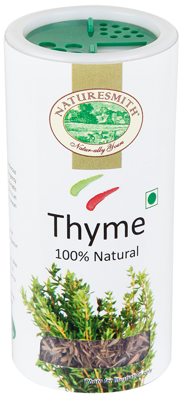 Thyme, 25gm Small Sprinkler Can